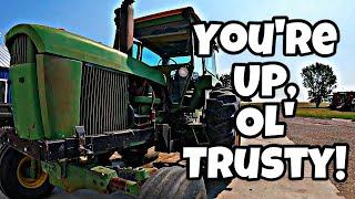 Tractor Still Broken! *Parts Scarce* Backup Plan?
