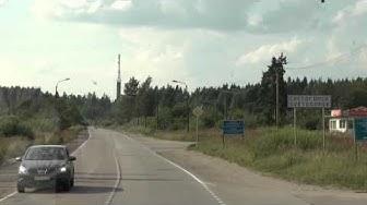 Maantie välillä Järvenkylä (Losevo) - Enso (Svetogorsk), Venäjä