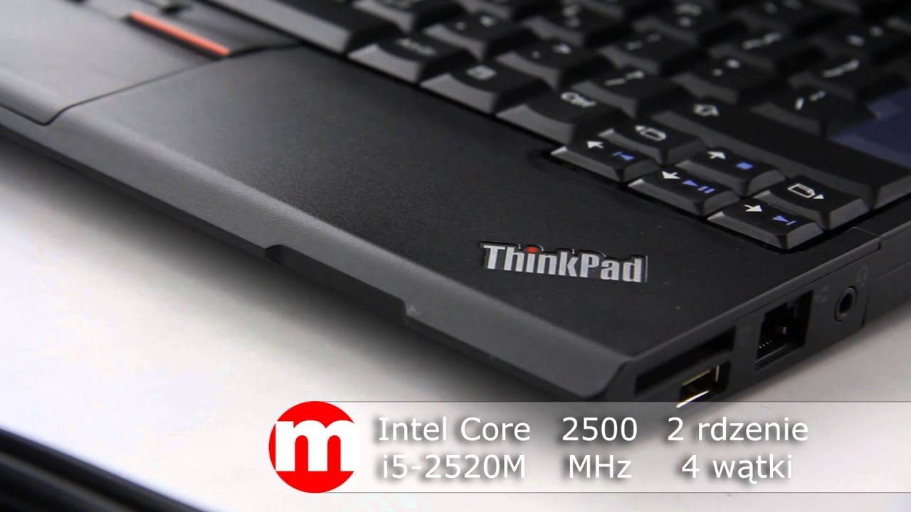 Lenovo ThinkPad X220 unboxing