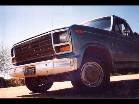 1984 Azul Mi Pepe Bermuda F100 Standart Ford Mula hrBCxtsdQ