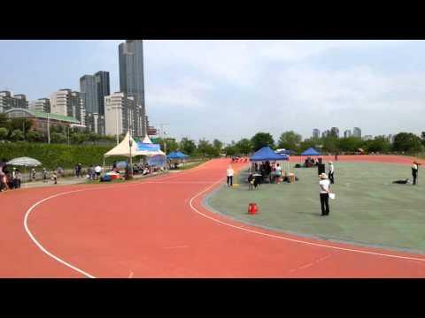 Inline Speed Skating Game - Senior MEN 2000M Final - Seoul Inline Skating Union
