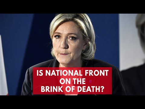 Marine Le Pen: National Front Is On The Brink Of Death