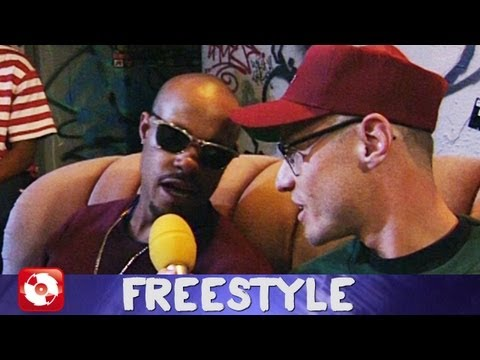 FREESTYLE - GANG STARR / JERU / GRAVEDIGGAZ - FOLGE 38 - 90´S FLASHBACK (OFFICIAL VERSION AGGROTV)