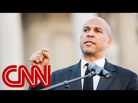 Sen. Cory Booker announces 2020 presidential run