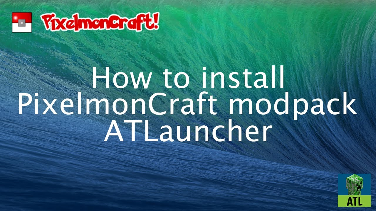 PixelmonCraft ATLauncher on Windows and Mac | PixelmonCraft