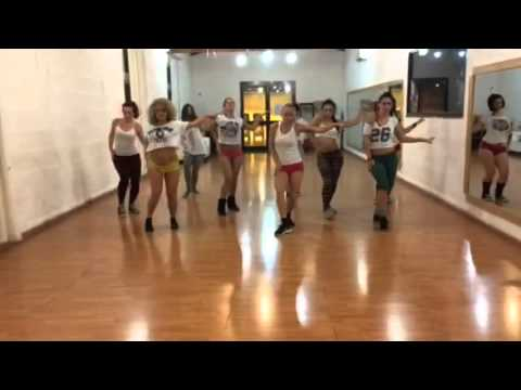 Razor B - Up in Deh | Alevanille dancehall class Rome