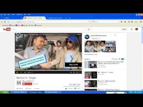 Cara Mudah Download MP3 Dari Youtube Tanpa Software