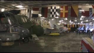 U.S.S Hornet Museum Part 1 Of 2 (2011)