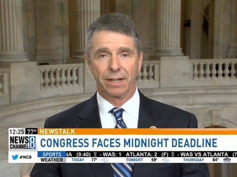 Rep. Rob Wittman talks government accountability and federal employees with WJLA Washington