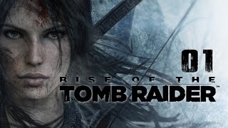 Rise of the Tomb Raider (01) Mróz i Skwar