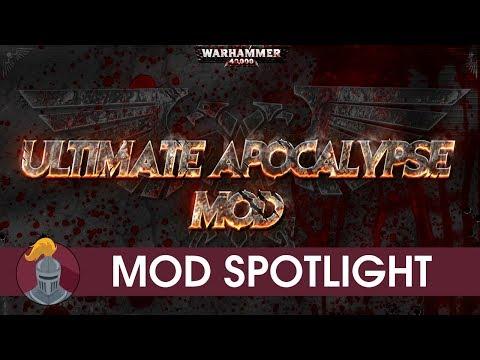 Dawn Of War Ultimate Apocalypse Mod Spotlight