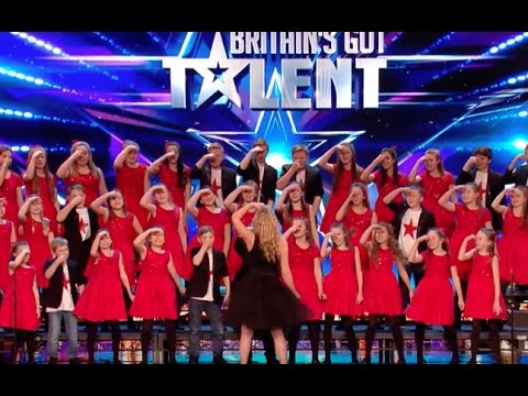 Perfect Pitch Creation with a Jungle Book Song | Ep 4 | Britain's Got Talent 2017