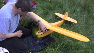 Middle Wallop Vintage Model Flying 01/06/14
