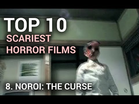 Trailer do filme Noroi
