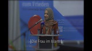Die Frau im Islam   Vortrag von Khola Maryam Hübsch