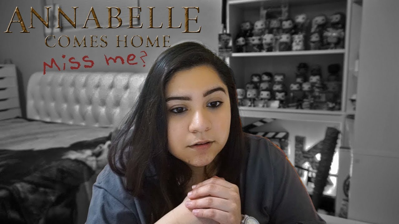 Download ANNABELLE COMES HOME - Official TRAILER - REACTION!!!