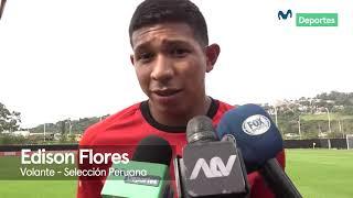 Selección Peruana: Edison Flores analiza al equipo de cara al partido con Venezuela