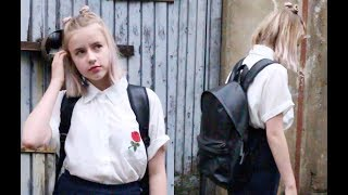BACK TO SCHOOL: Школьный LOOKBOOK 2017