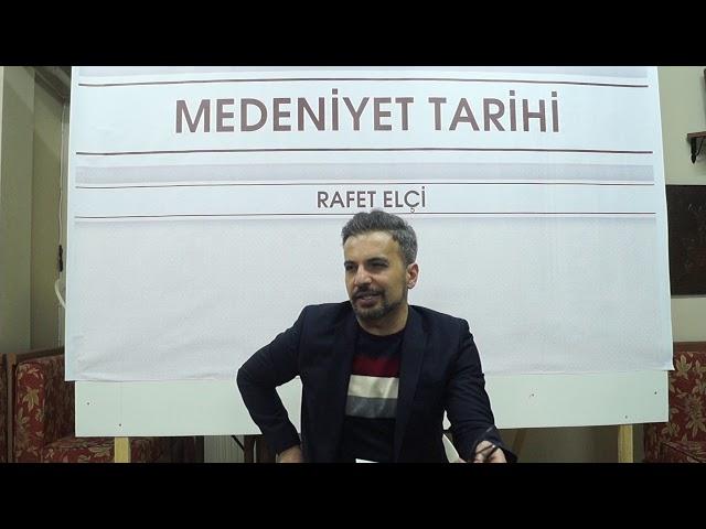 Medeniyet Tarihi - Ders 12