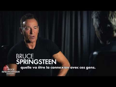 Bruce Springsteen, l'interview - Le Grand Journal