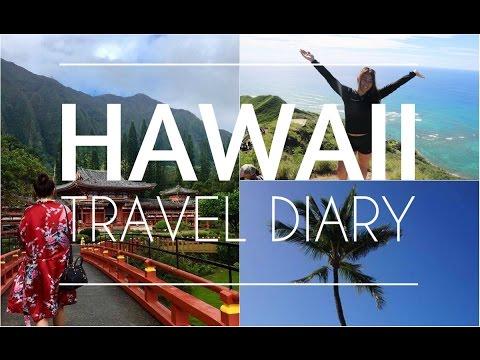 HAWAII Oahu Travel Diary ✈︎