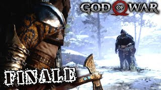 THE ENDING! GOD OF WAR 4 (2018) Gameplay FINALE