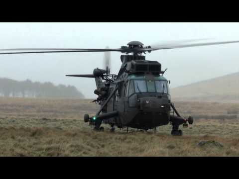 848 Naval Air Squadron final Sea King HC.4