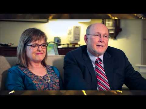 Global Vision Awards 2015 Honorees Mark & Becky Collins