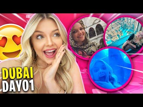 VOU MORAR EM DUBAI - daily vlog