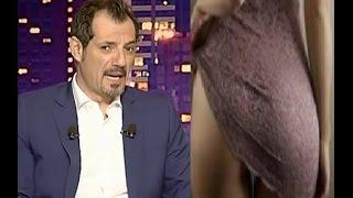 هيدا حكي 12- 04- 2016 --عادل كرم يتحدث عن المؤخرات، الجنس و... كلام جريء جداً