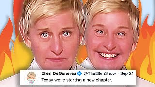 Ellen's Apology Is Unbelievably Bad