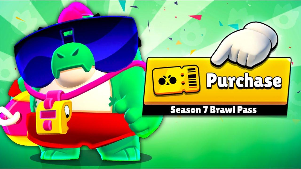 Easiest Buzz Pull Ever... Gemming The Season 7 Brawl Pass! 🎊