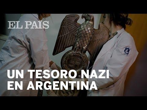 Hallado un tesoro nazi en una habitación secreta en Argentina | Cultura