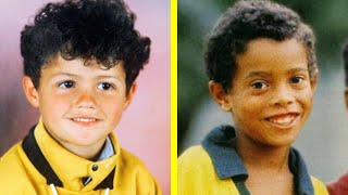 100+ Footballers Childhood: Can You Guess Them All?