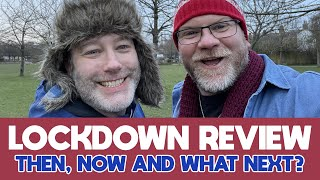 Lockdown Review: Looking Back at THAT Year.   What's Next for Us?   Staycation Booking
