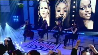 Sugababes - Shape (TOTP Saturday 2003)