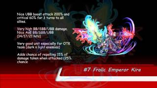 Milko Gaming : Top 10 Unit 7 star !!! Here Come The Champion !! 02/06/2015