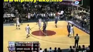 NBA All Stars 2011 vs Smart Gilas Part 2