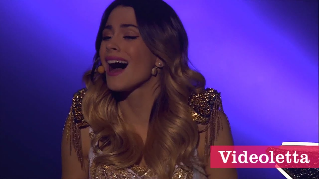 Violetta Live: Te Creo (I love you) - YouTube