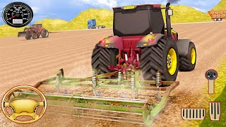 Modern Farming Simulator 2021 - Real Tractor Driving 3D - Android GamePlay