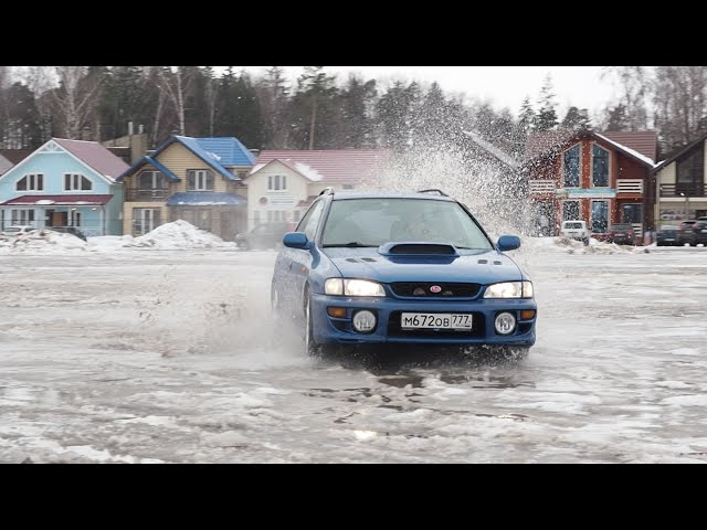 Проект СТОтысячник. Subaru WRX GF8