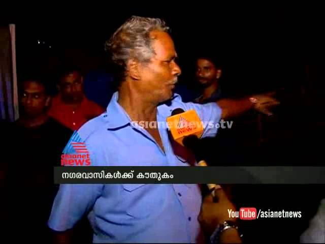 Python in kozhikode, forest officials lacking timely actionകോഴിക്കോട് നഗരത്തില് പെരുമ്പാമ്പിറങ്ങി