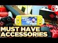 Ultimate Nintendo Switch Lite Accessory Guide!