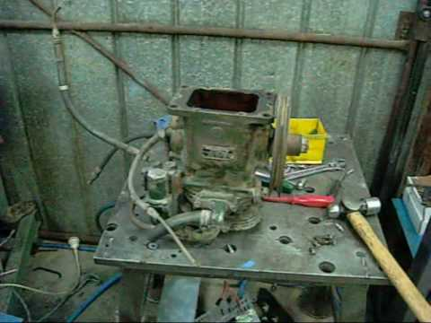 Bendix Westinghouse Brake Compressor Investigation Youtube