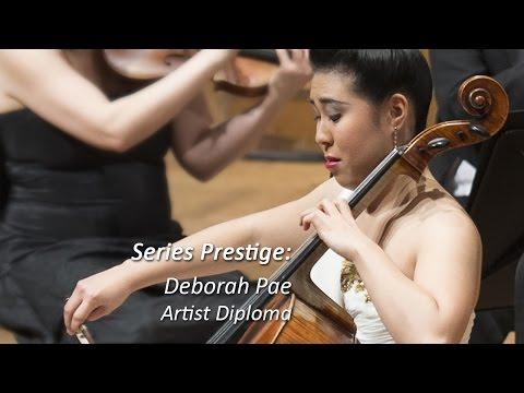 Series Prestige: Deborah Pae - Artist Diploma