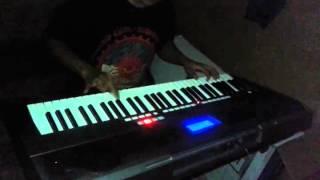 Keyboard Yamaha Psr e443 style Dangdut Menunggu