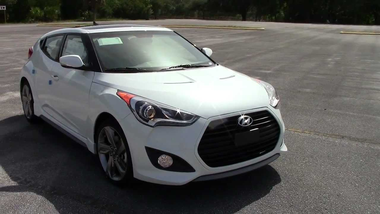 Veloster Turbo Exterior Walk Around Elite White Youtube