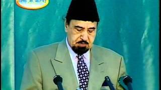 Teachings of Islam regarding blasphemy, Speech at Jalsa Salana of Islam Ahmadiyya