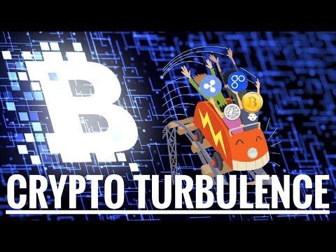 Crypto Turbulence