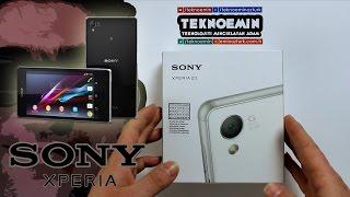 Dünyanı En Prestijli Telefonu - Sony Xperia Z3 Detaylı İncelemesi - Kutu Açılışı Dahil